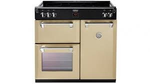 Belling 90cm Richmond Induction Range Freestanding Cooker - Cream