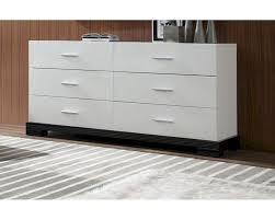 modern white drawer dresser bdm