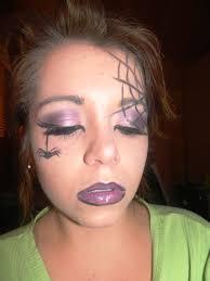 black widow makeup ideas