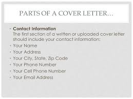 What Should A Resume Cover Letter Include Resume Example What