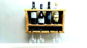 medium size of wooden wine glass holder plans rack wood wall bottle stand hanging mountable kick