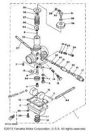 similiar yamaha carburetor diagram keywords ford 2 barrel carburetor diagram on yamaha raptor 660 carb diagram