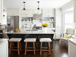 For Kitchen Islands With Seating Unfinished Kitchen Islands Pictures Ideas From Hgtv Hgtv