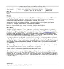Updated Abuse Policy For Lic And Cert Pas Lhh Hospice Tjc