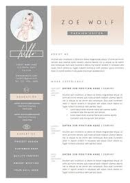 Cute Resume Templates Best 25 Resume Templates Ideas On Pinterest Cv  Template Layout Printable