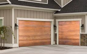 Designer Garage Doors Residential Interesting Decorating Ideas