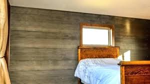 image of privacy corrugated metal panels for interior walls installing ideas corrugated metal panels