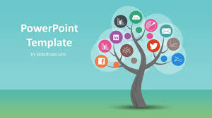 Tree Powerpoint Template Tree Diagram Powerpoint Template Slidesbase