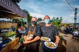 """Mechelse chefs koken samen in zomerbar: """"In deze tijden steu... - Gazet van  Antwerpen Mobile"""