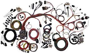 1961 1964 chevrolet impala american autowire complete wiring kit 1961 64 impala