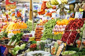a market full of possibilities for healthy spanish recipes