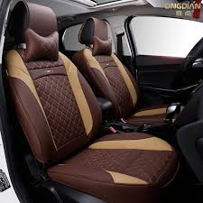 2017new 6d automobiles seat covers car seat cover universal seat cushion senior leather
