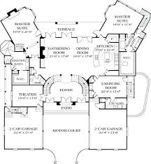 house plans with 2 master bedrooms downstairs luxury houses with 2 master bedrooms home remodel best