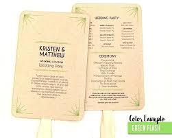 Free Printable Wedding Ceremony Programs Free Wedding Ceremony Program Template Wedding Ceremony Program