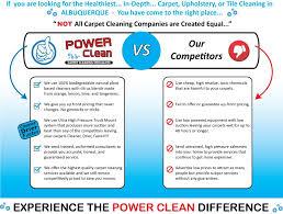 Carpet Cleaner Albuquerque Nm Power Clean Carpet Cleaning