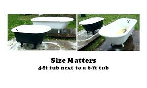 5 ft bathtub surround 4 feet come in sizes ranging from long to 6 the most