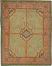 vintage arts craft rug bb5812