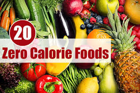 25 Zero Calorie Foods You Should Include In Your Diet