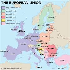 Enlarging The National State Chart European Union Definition Purpose History Members