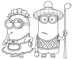 Small Picture free printable despicable me coloring pages dispicable me coloring