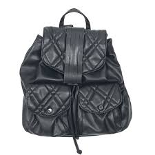 Steve Madden - Steve Madden Faux Leather Quilted Backpack Medium ... & Steve Madden Faux Leather Quilted Backpack Medium Adamdwight.com