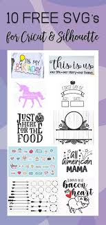 My svg files are easy to cut, and assemble beautifully! 10 Free Svg Files For Cricut And Silhouette The Font Bundles Blog