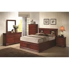 Louis Philippe Bedroom Furniture Coaster Furniture 200439q Louis Philippe Queen Storage Bed In