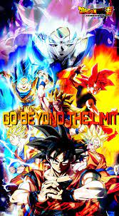 Goku ALL FORMS WALLPAPER [free to use ...