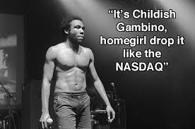 Childish Gambino Quotes Beauteous Bonfire Childish Gambino Quotes On QuotesTopics