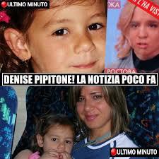 Frasi dal web. - Denise Pipitone è viva ed è stata...