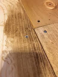 diy wide plank pine floors finishing staining