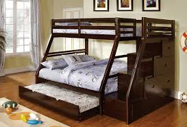 queen bunk bed with trundle. Interesting With Twin Over Queen Bunk Bed With Trundle On With R