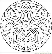 Free Mandala Coloring Pages Lovely Mandala Coloring Pages For Kids