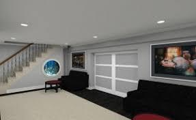 basement remodel designs. Modren Basement Computer Aided Design For A Basement Remodel 8 Throughout Designs