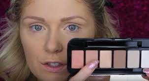 best buxom warm neutral tones everyday spring makeup tutorial check it out at