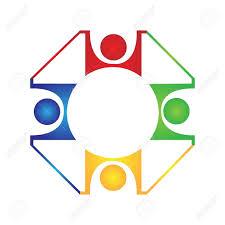 Harmony In Design Teamwork Harmony Design Logo
