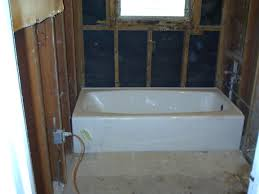 how to put in a new bathtub ideas