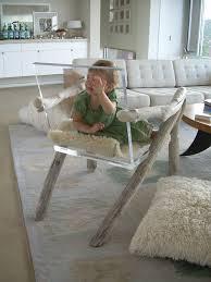 Light Organic Furniture Piece Bare Bones Ghost Chair Modern Art