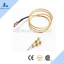 gas fireplace thermopile thermogenerator gas fireplace thermopile thermogenerator disposable thermocouple double thermocouple on alibaba com