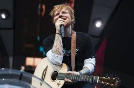 Ed Sheeran Lights Up The Rose Bowl For His North American