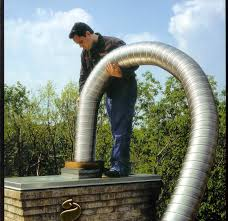stainless steel chimney relining