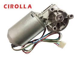 mini electric motor worm gearbox for automatic garage door opener high torque low noise