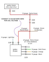 accel hei distributor wiring diagram 9 lenito inside tryit me HEI Distributor Wiring at Accel Hei Wiring Diagram