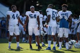 Colts News Colts Release First Unofficial Depth Chart Of