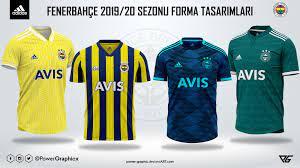 adidas 2019/20 Fenerbahce Forma Tasarimlarim by Power-Graphic on DeviantArt