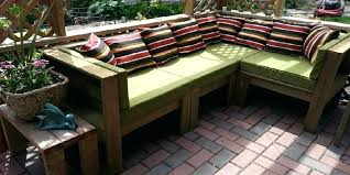 diy outdoor sofa outdoor corner sofa new design diy outdoor furniture cushion covers
