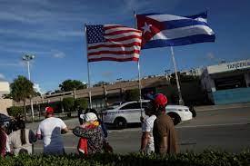 Cuba protests ...