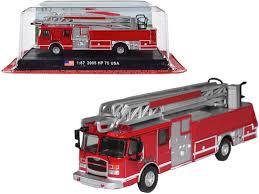 2005 <b>E</b>-<b>One HP</b> 75 Fire Engine 1/87 (HO) Scale Diecast Model by ...