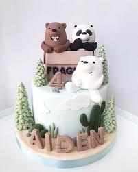 Gambar Kue Panda
