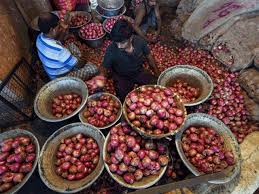 Onion Price Chart India Onion Price Rising Onion Prices Fueling India Inflation